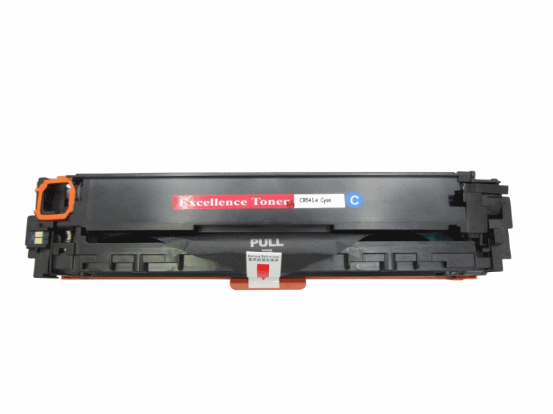 HP CB541A (125A) / Canon 316  Cyan Compatible Toner Cartridge