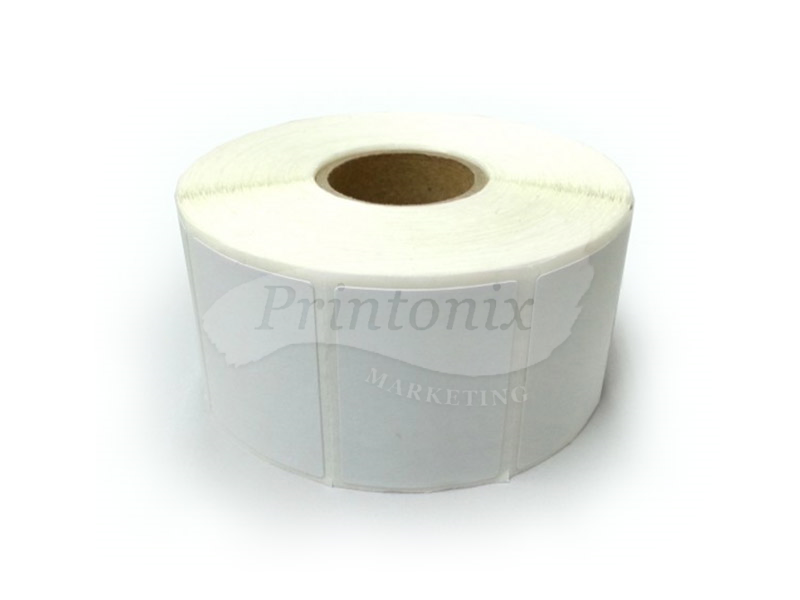 Barcode Label sticker 35mm x 25mm (2000pcs/roll) 10 Rolls FREE 1 Ribbons