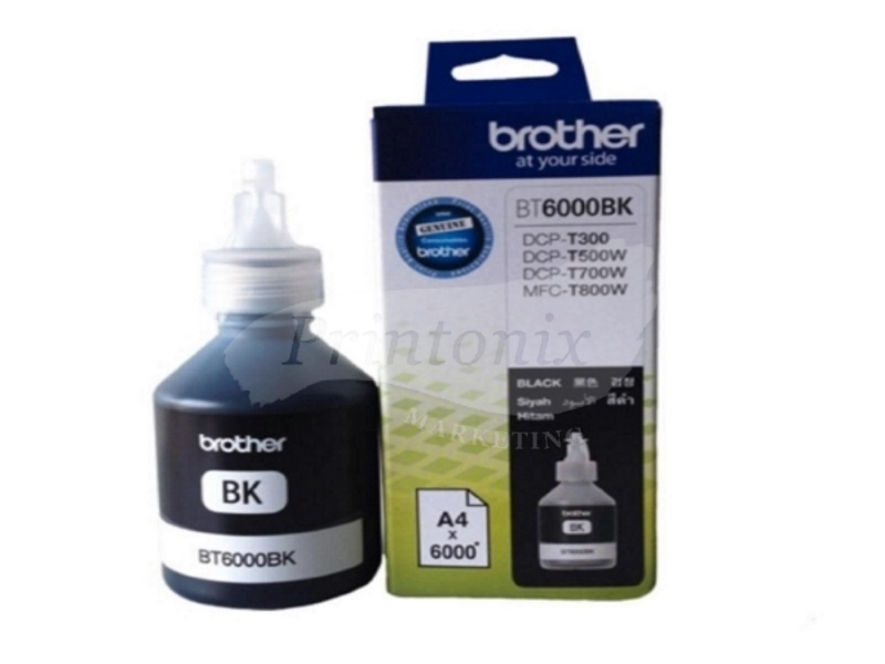 BT6000 Black Ink bottle