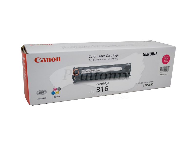 Canon 316 Magenta Original Toner Cartridge