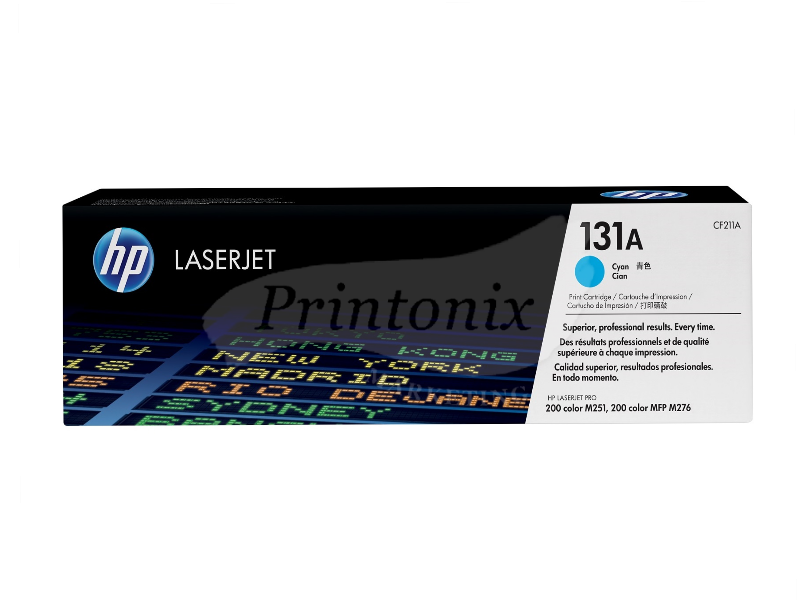 HP CF211A (131A) Cyan Original Toner Cartridge