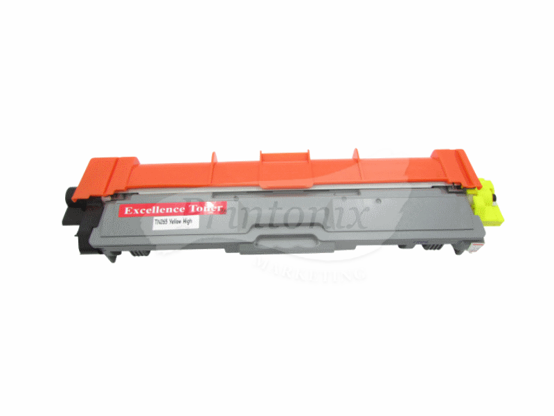 Brother TN-265 Yellow Compatible Toner Cartridge