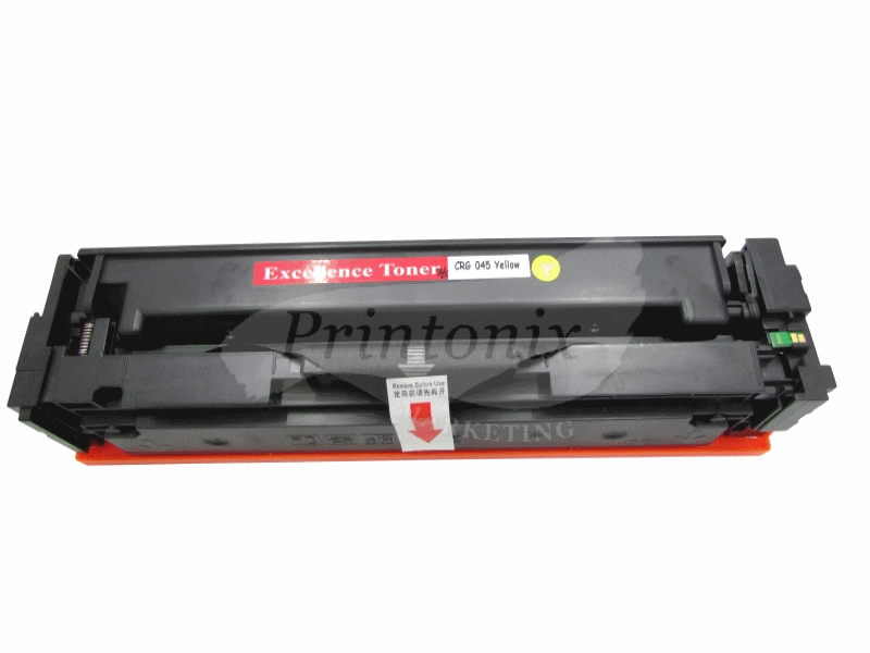 Canon 045 Yellow Compatible Toner Cartridge