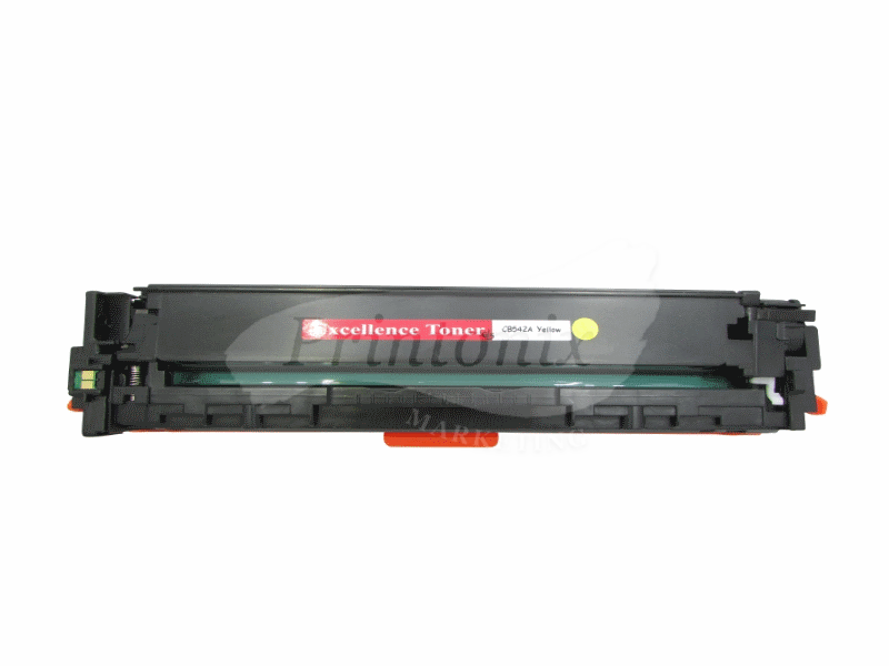 HP CB542A (125A) / Canon 316 Yellow Compatible Toner Cartridge