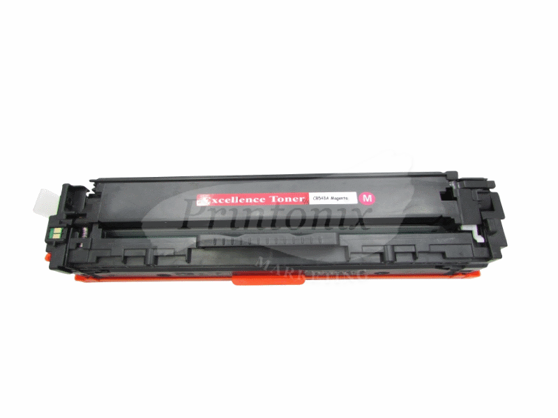 HP CB543A (125A) / Canon 316  Magenta Compatible Toner Cartridge