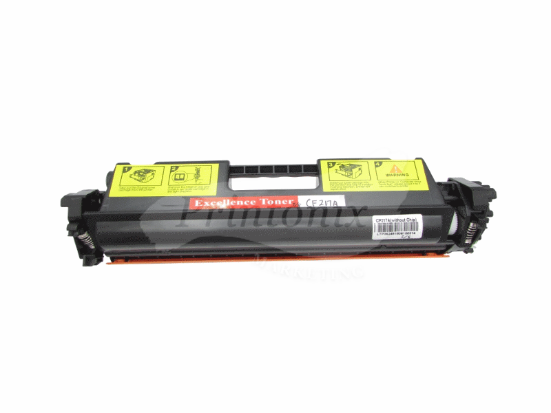 HP CF217A (17A) Black Compatible Toner Cartridge