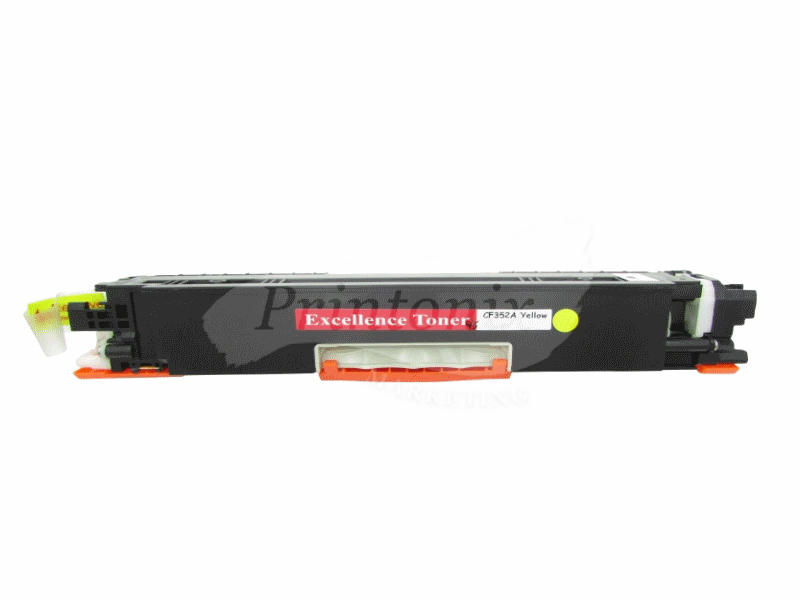 HP CF352A (130A) Yellow Compatible Toner Cartridge