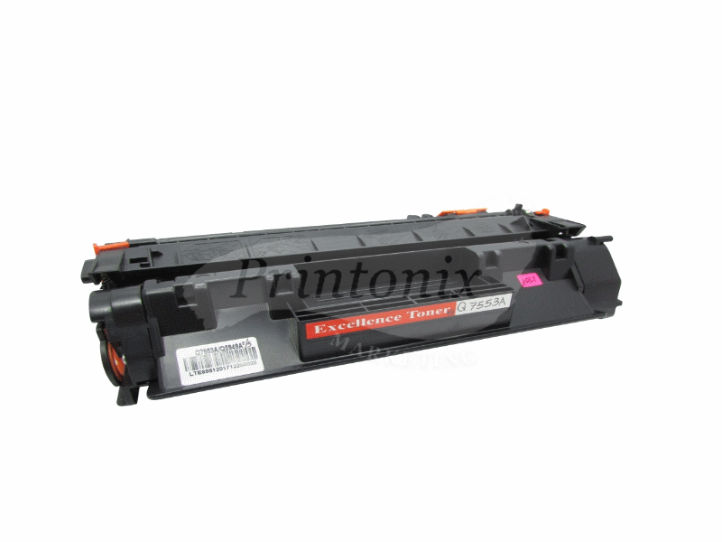 HP Q7553A (53A) Compatible Toner Cartridge