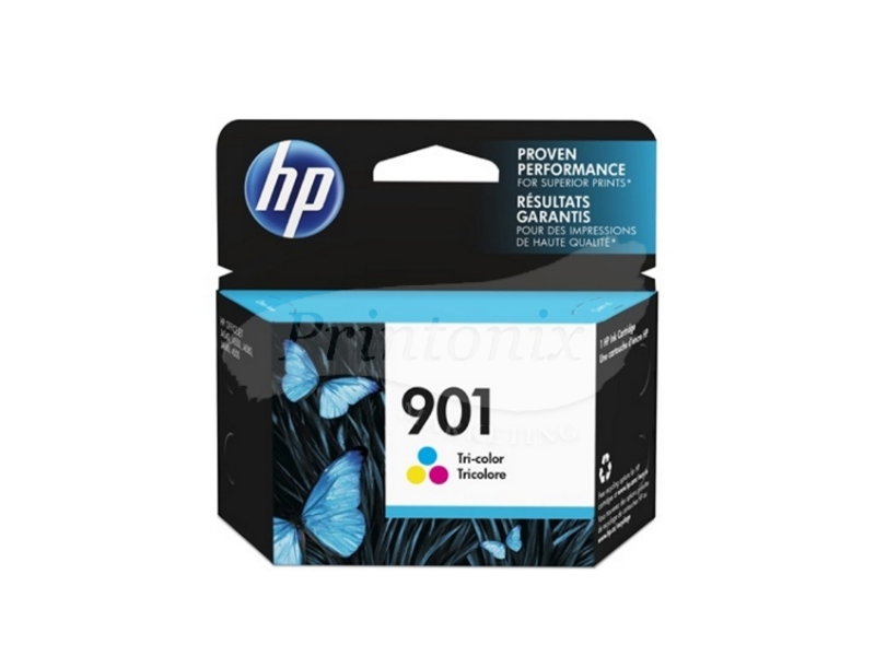 HP 901 Tri color Officejet Ink Cartridge