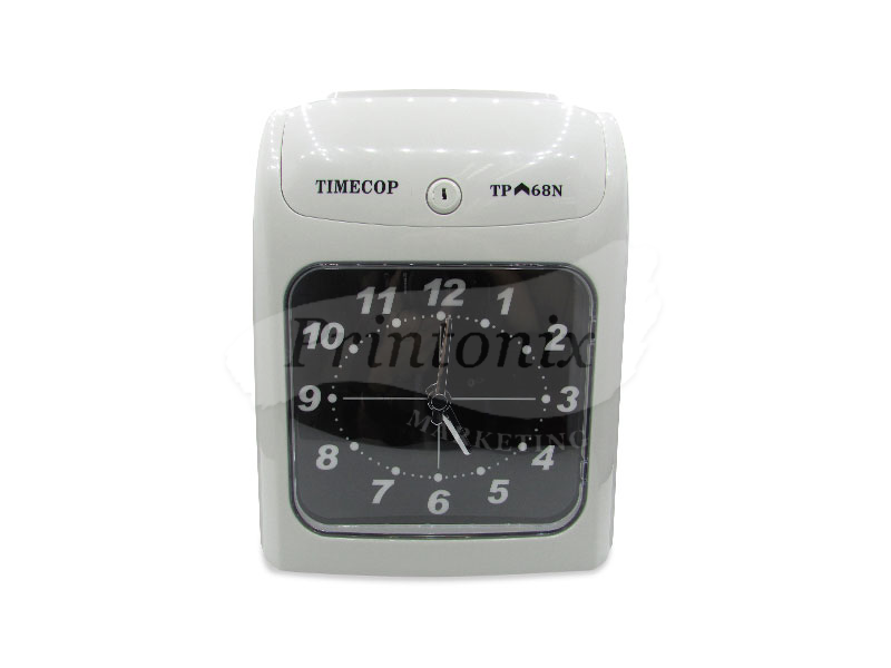 TIMECOP TP-68N Analog Punch Card Machine