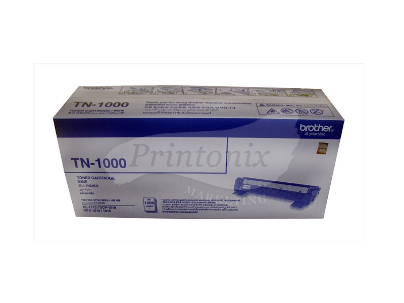 Brother TN-1000 Original Toner Cartridge