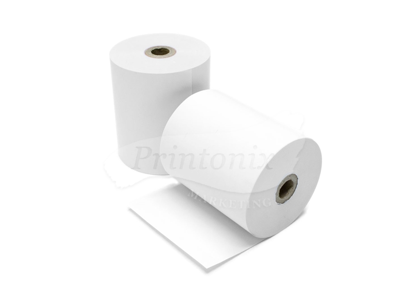 Thermal Paper Roll 573812 Food panda receipt paper roll/ Grab food receipt paper roll (1 ctn X 100 Rolls)