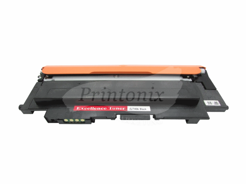 Samsung CLT-K406S Black Compatible Toner Cartridge