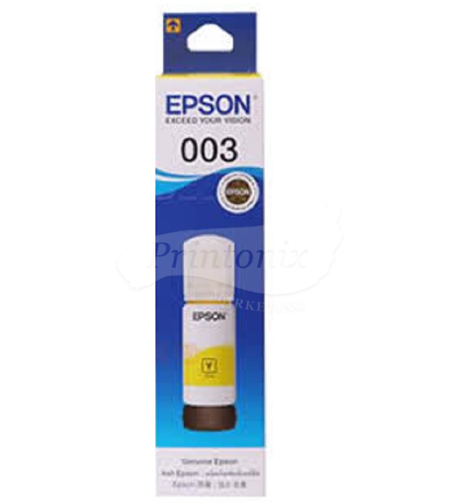Epson V400 Yellow Ink Bottle