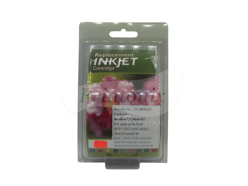 LC 38 Magenta Compatible Ink Cartridge